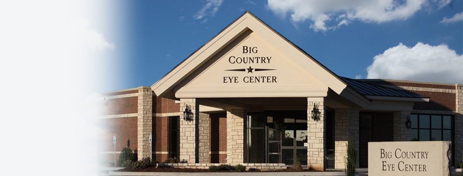 Big Country Eye Center